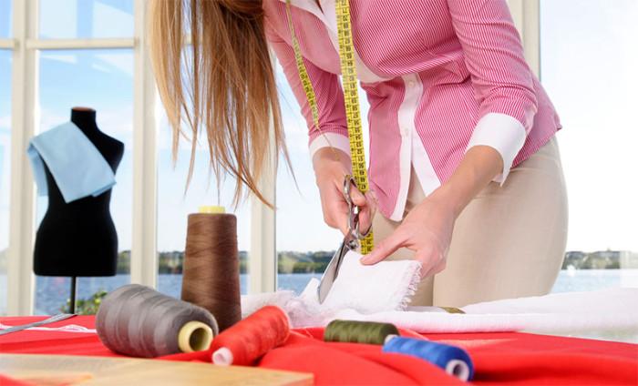 Як навчитися шити одяг  - Жіночий Світ 327b3959ab257