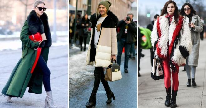 Верхній одяг  основні модні тенденції 2018 року - Жіночий Світ f1153e3235141
