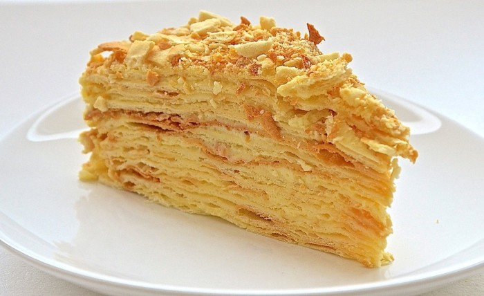 Історія торта «Наполеон»