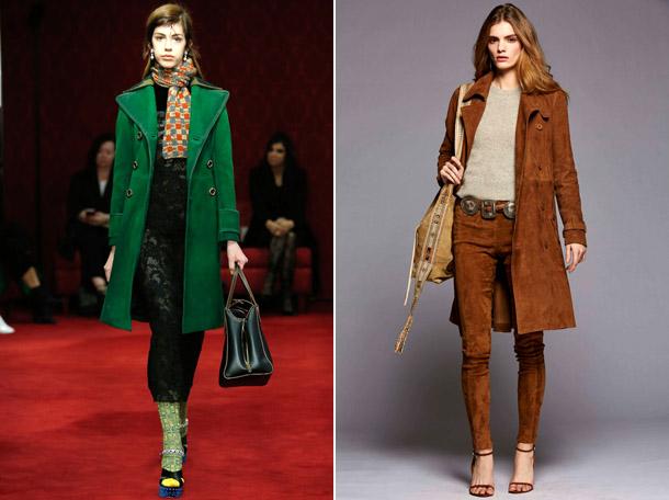 Модне пальто осінь 2018  головні fashion-тенденції - Жіночий Світ dfe6438f6d343