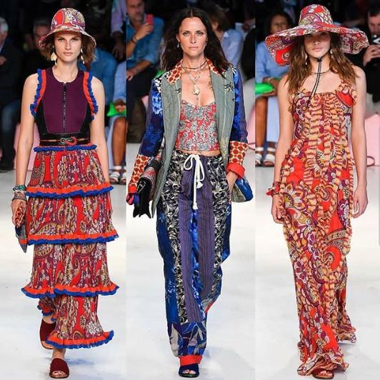 Модні експерти й стилісти вибрали головні тренди весни 2019 року. Їхній  список опублікувало видання Vogue. 7566508d4a81a