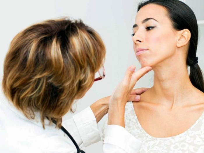 Лікарі назвали нетипові симптоми раку щитовидної залози