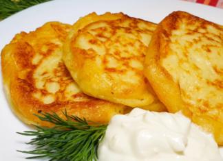 картопляні оладки