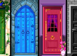 Тест «Четверо дверей», який допоможе розкусити будь-яку людину за пару хвилин