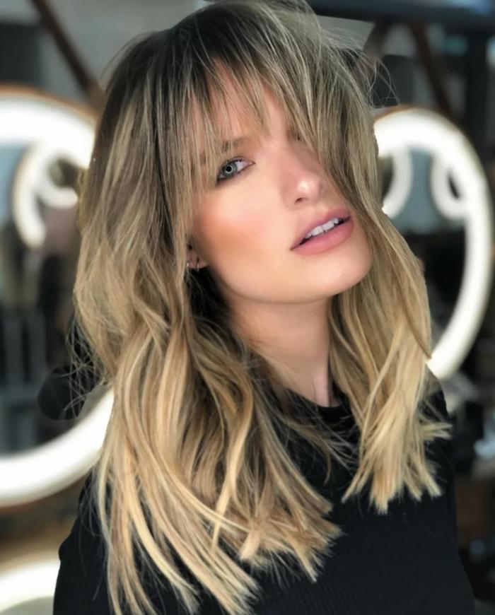 Ідеальні стрижки для довгого волосся