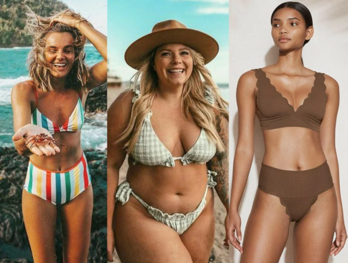 Висота плавок у модних купальниках 2020 року
