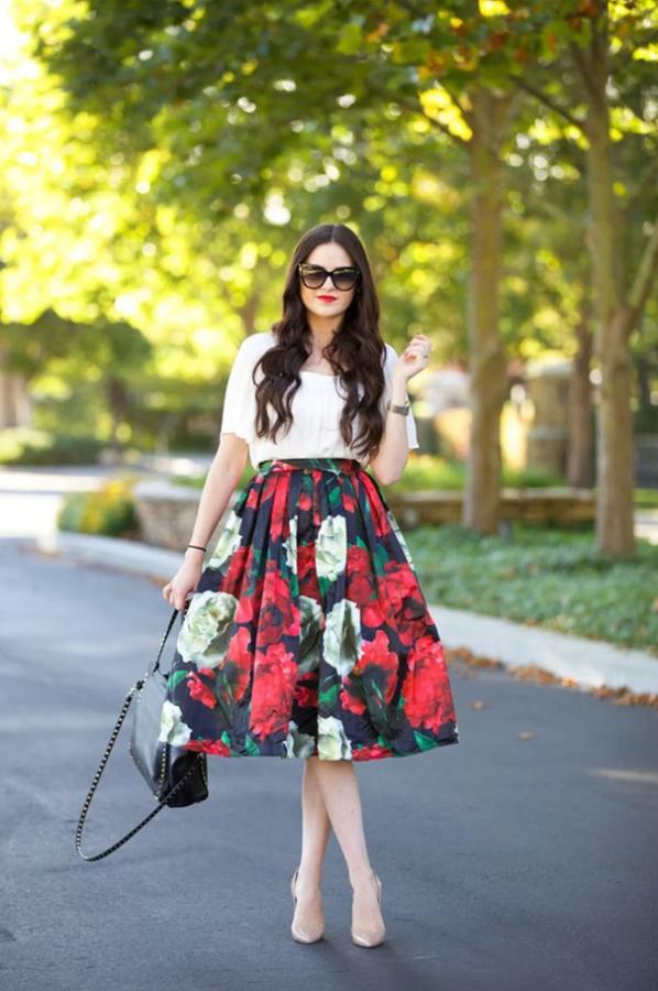 Поєднання одягу за розміром колірної «плями»