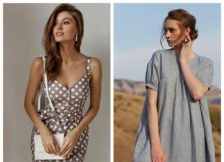 7 варіантів модних літніх суконь 2020 року