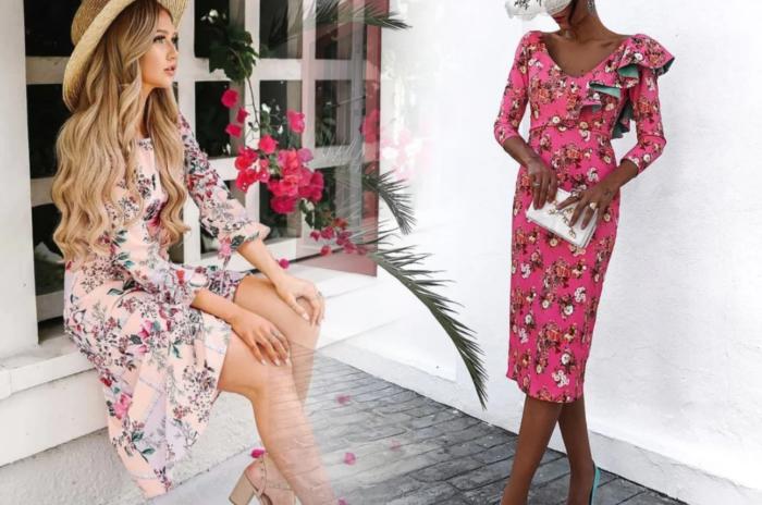 Скрізь квіти: розкішні сукні і сарафани на літо 2020 року