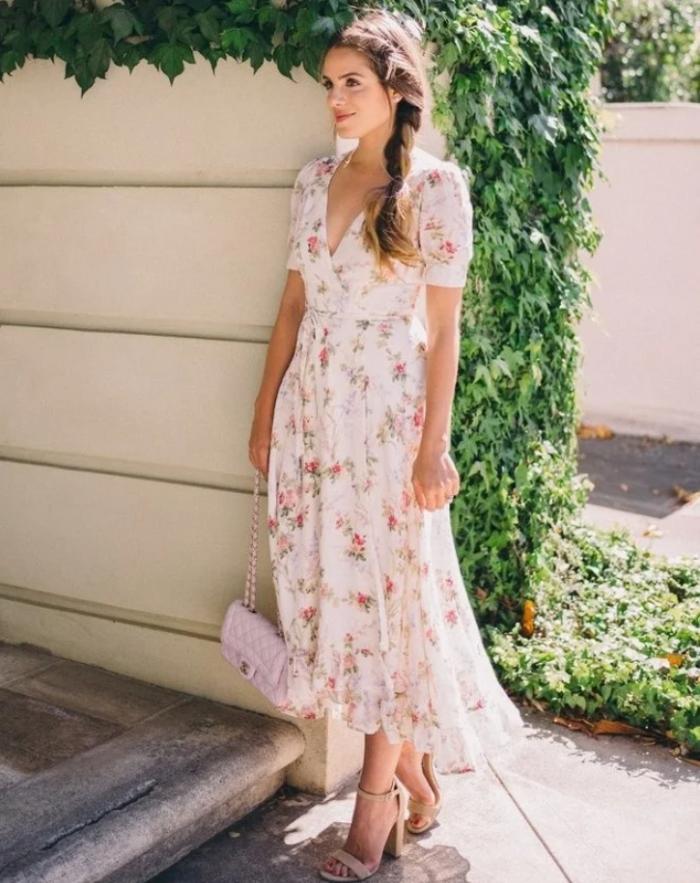 сукня з квітковим принтом 5