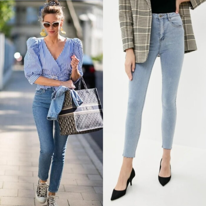 джинси скіні