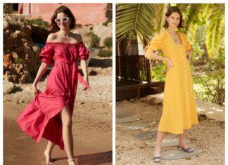 Тренд літа 2020: модні та красиві сукні міді