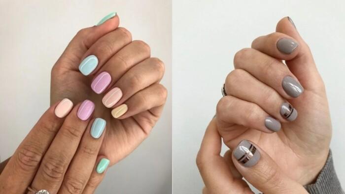 15 ідей жіночного і практичного манікюру для коротких нігтів