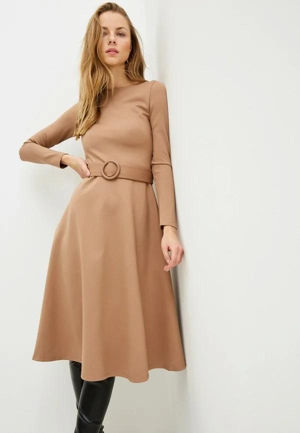 приталена сукня