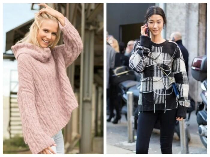 Трендові жіночі светри, які вас зігріють восени і взимку