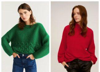 Стильні моделі светрів, які будуть в тренді осінню 2020 року