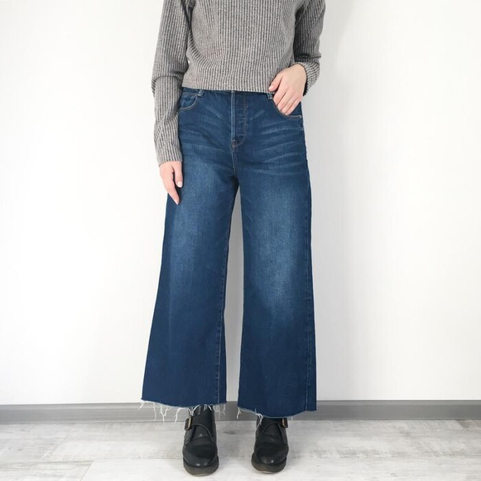 джинси кюлоти
