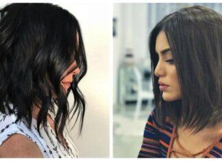 Найактуальніші і ефектні стрижки 2021 на темне волосся
