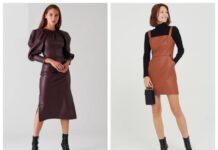 Трендові сукні осені-зими 2020/2021 - модні моделі